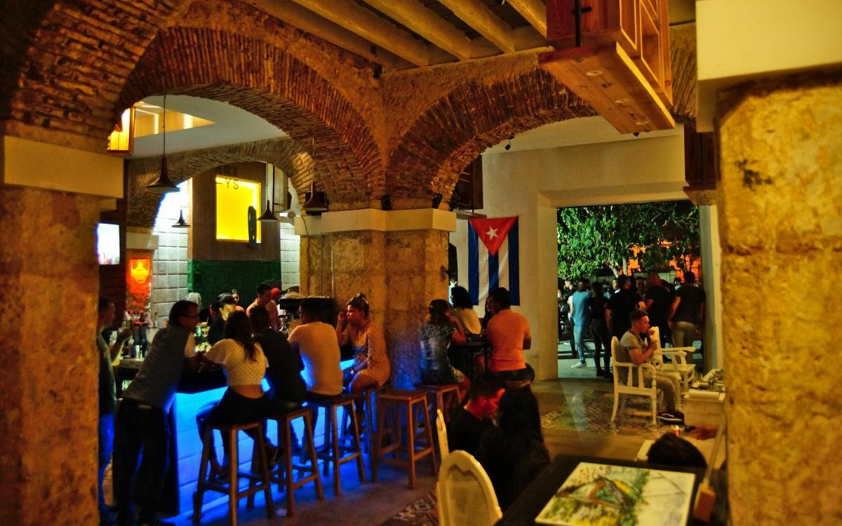 Bar in Matanzas (2019)