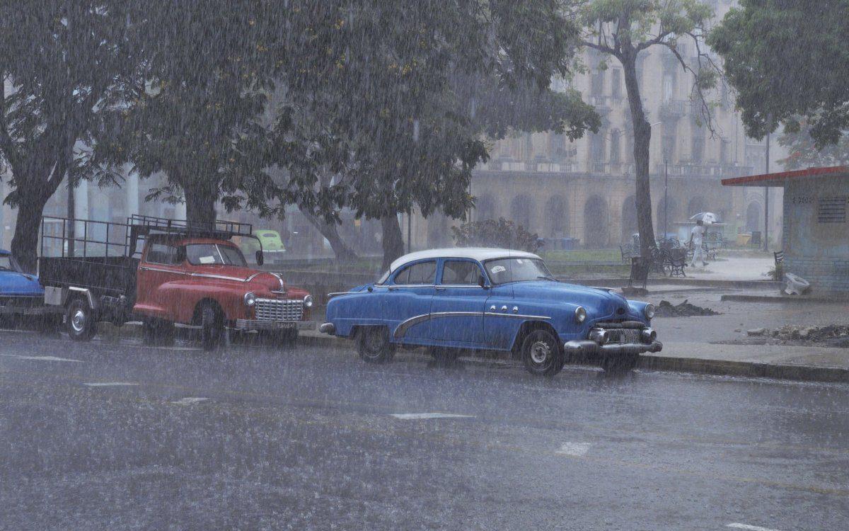 Regenzeit Kuba