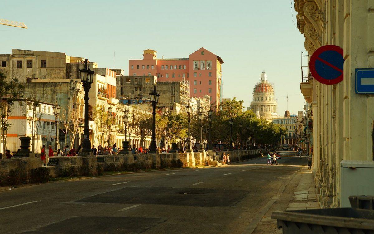 Paseo del Prado Havanna
