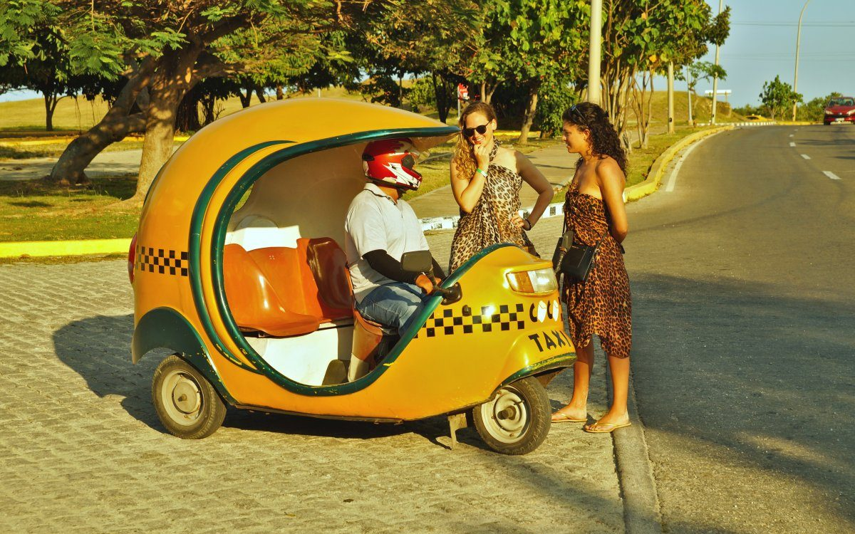 Coco Taxi Varadero