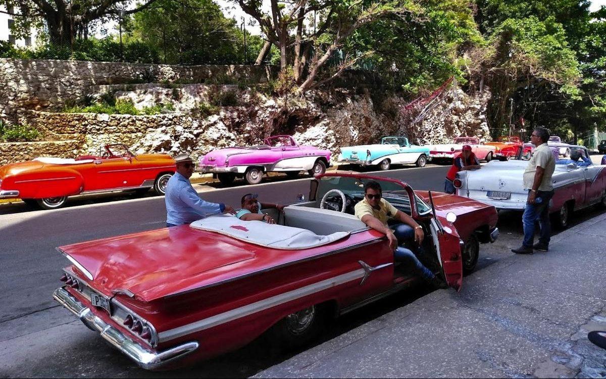 Stadtrundfahrt Havanna