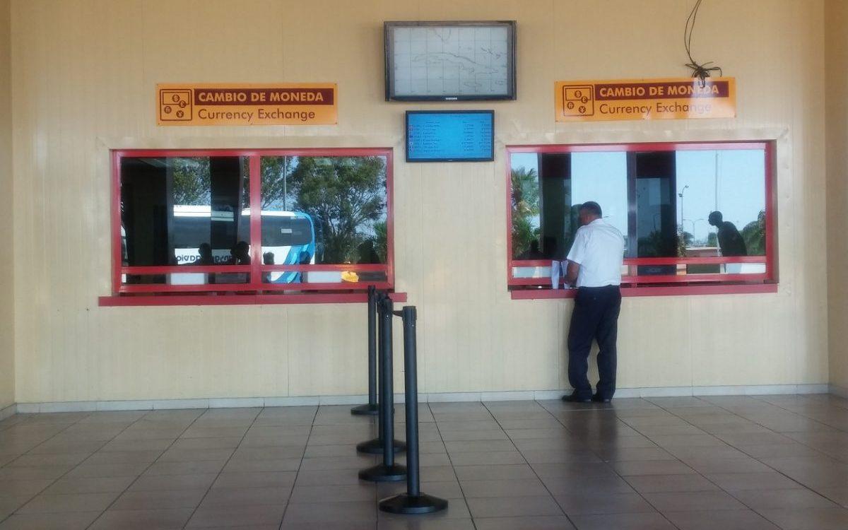 Wechselstube Flughafen Varadero