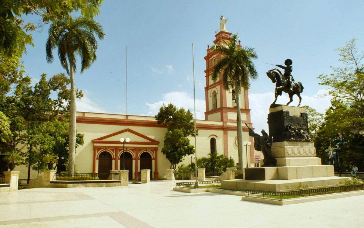 Ignacio Agramonte Park Camagüey