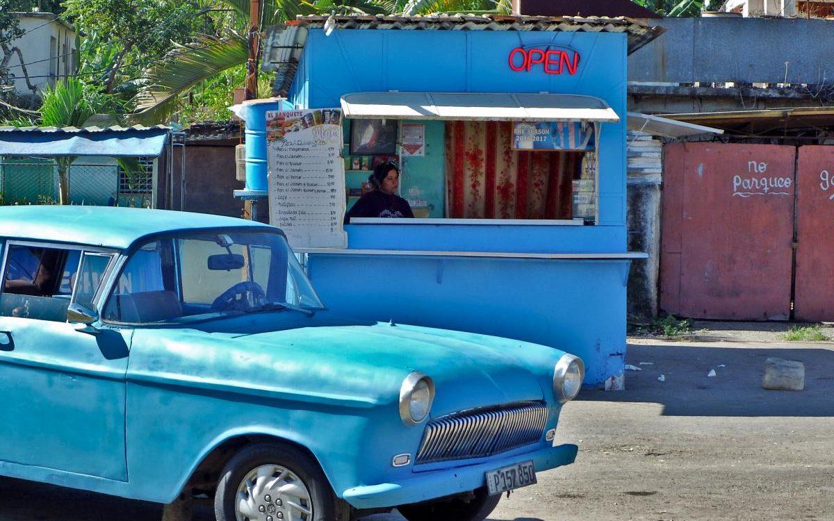 Kubanischer Imbiss (2020)