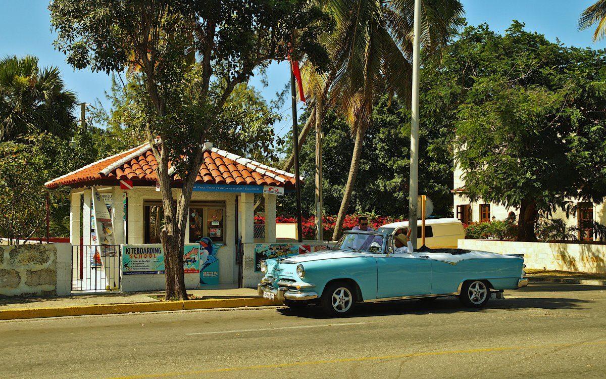 Classic Car Varadero