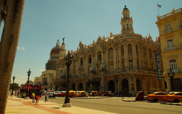 Parque Central Centro Habana