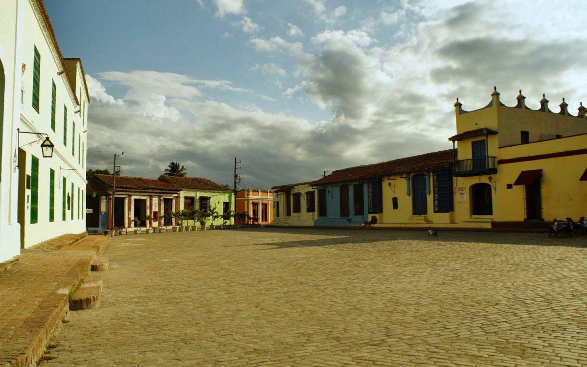 Plaza San Juan de Dios Camagüey