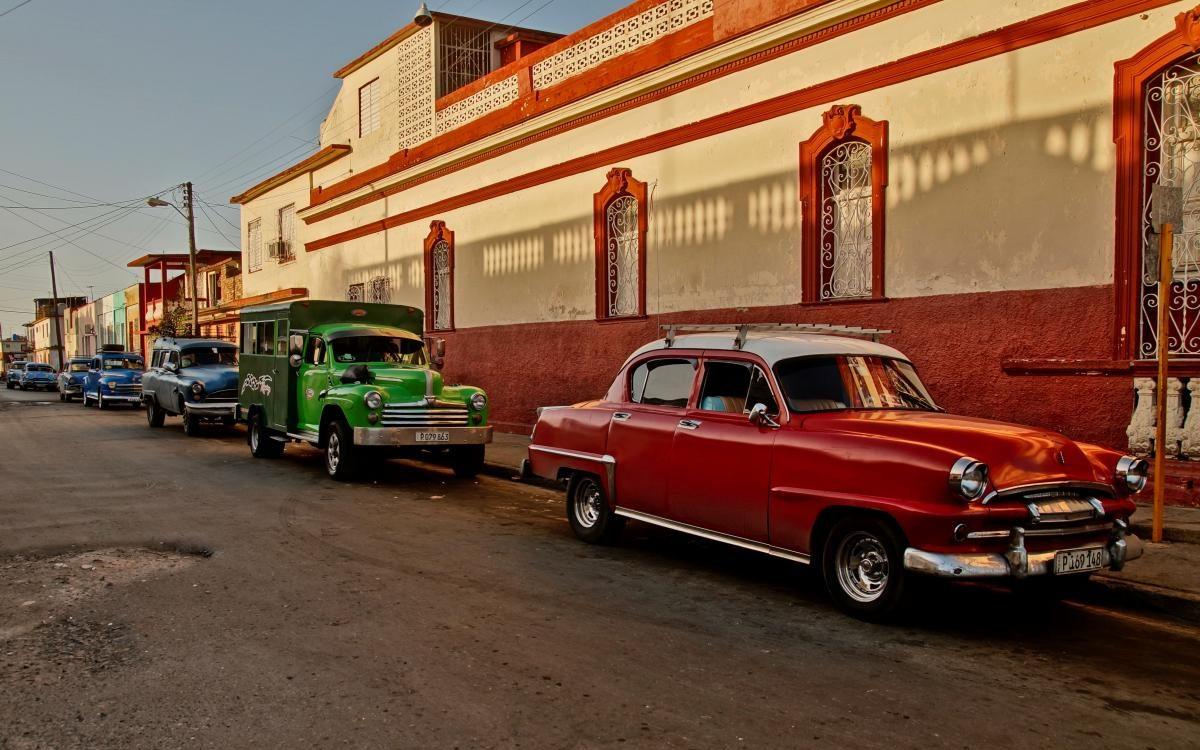 Sammeltaxis Cienfuegos (2020)