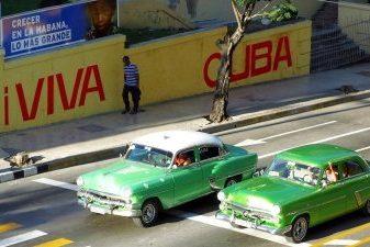 Sammeltaxis in Havanna (La Rampa 2020) 3