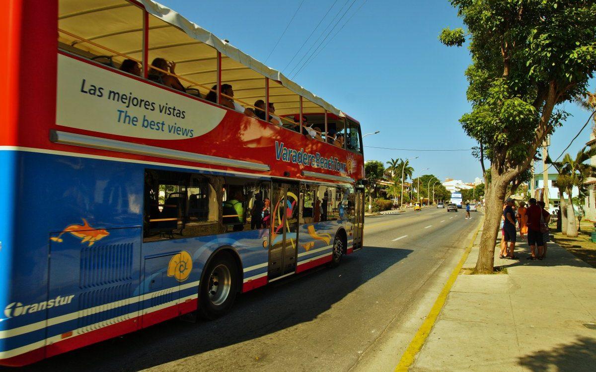 Varadero Sightseeingbus
