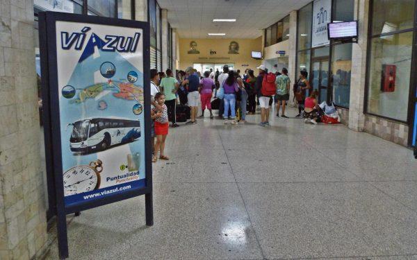 Viazul Office Habana Terminal Nacional